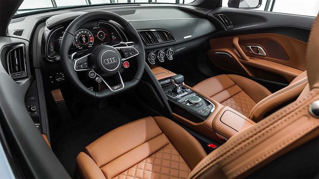 Audi R8 Coupe 2019 2020 11 fit 1024x576 - Тест-драйв Audi R8 2019 года: новый суперкар