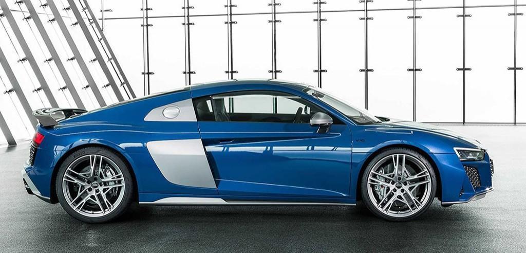 Audi R8 Coupe 2019 2020 2 fit 1024x492 - Тест-драйв Audi R8 2019 года: новый суперкар