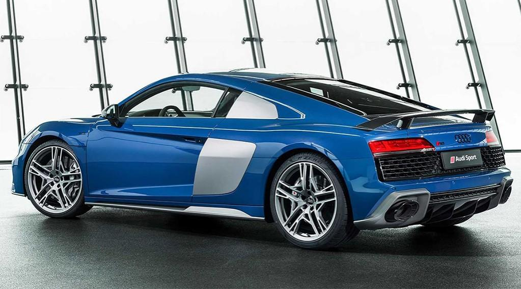 Audi R8 Coupe 2019 2020 3 fit 1023x567 - Тест-драйв Audi R8 2019 года: новый суперкар