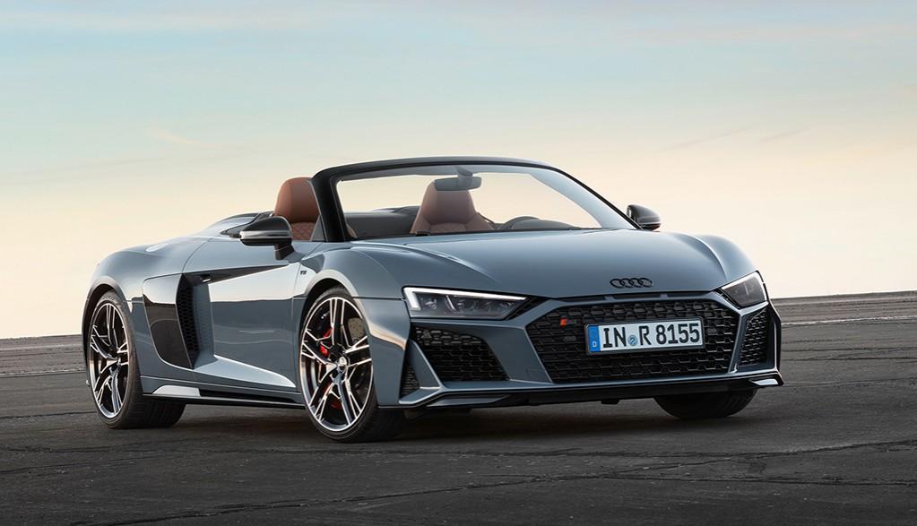 Audi R8 Coupe 2019 2020 6 fit 1023x587 - Тест-драйв Audi R8 2019 года: новый суперкар