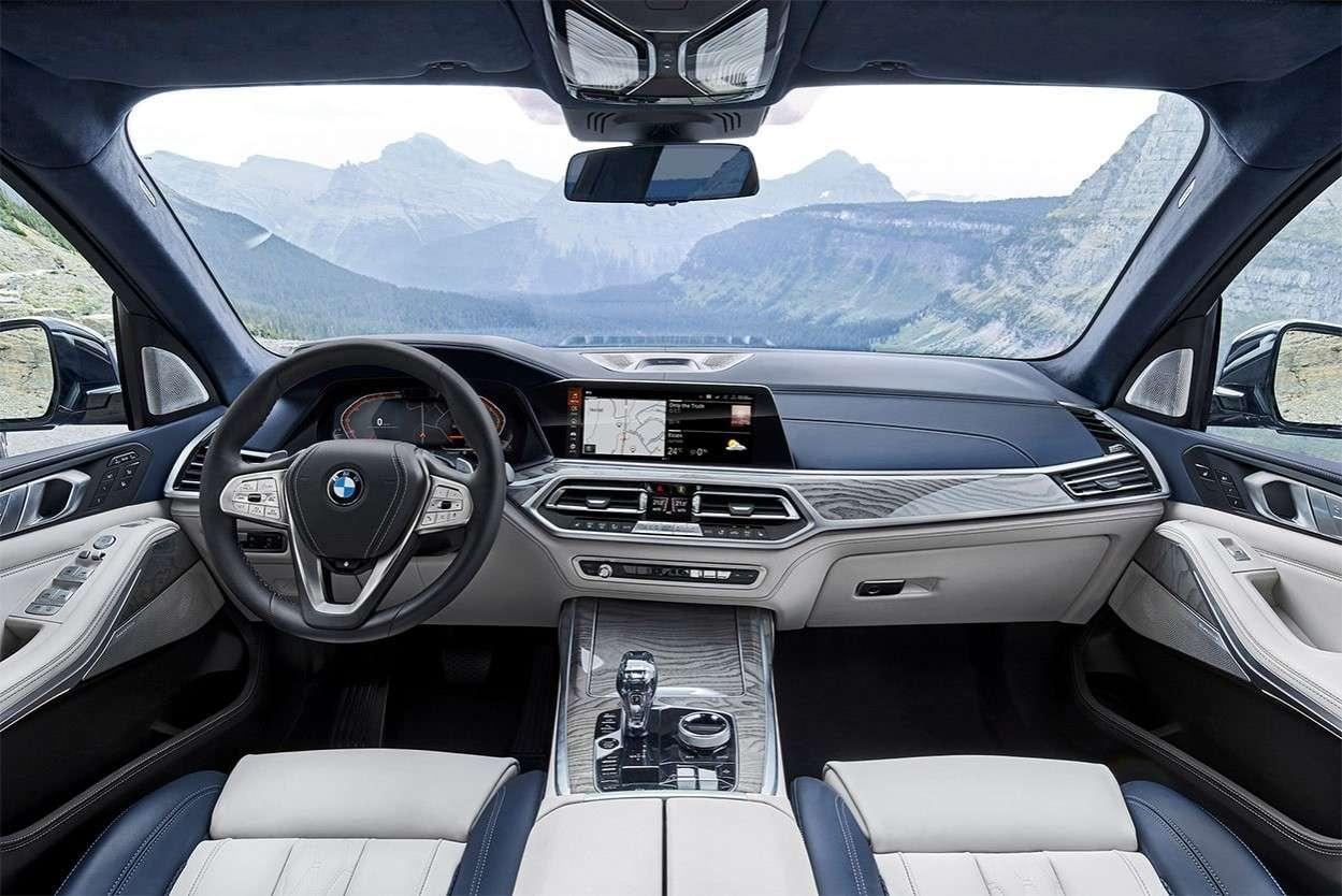 BMW X7 2019 года: новый внедорожник БМВ Х7