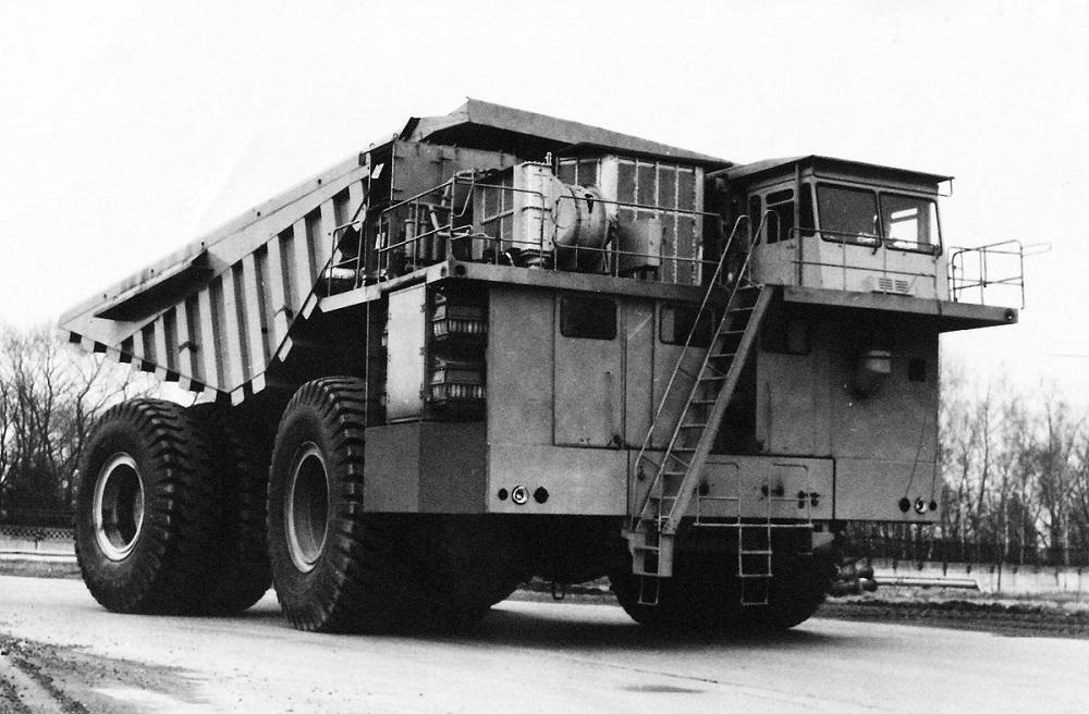 BelAZ 75501 - ТОП-7 Мега-машин СССР