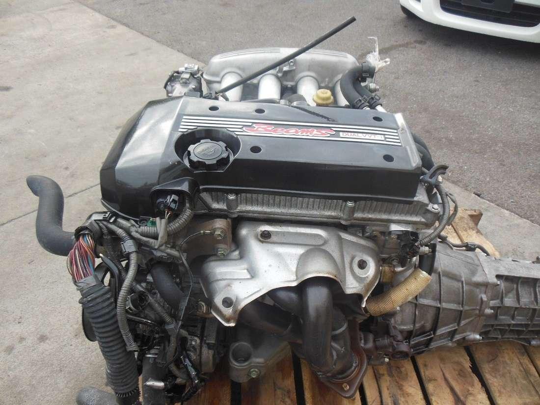 Контрактный двигатель Toyota 3S GE: технические характеристики