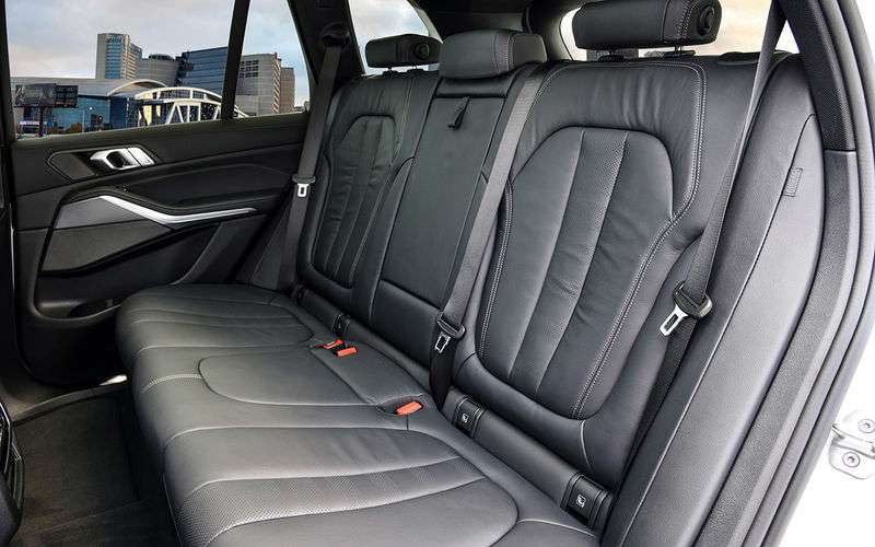 Новый BMW X5 (G05) с новой пневмоподвеской!