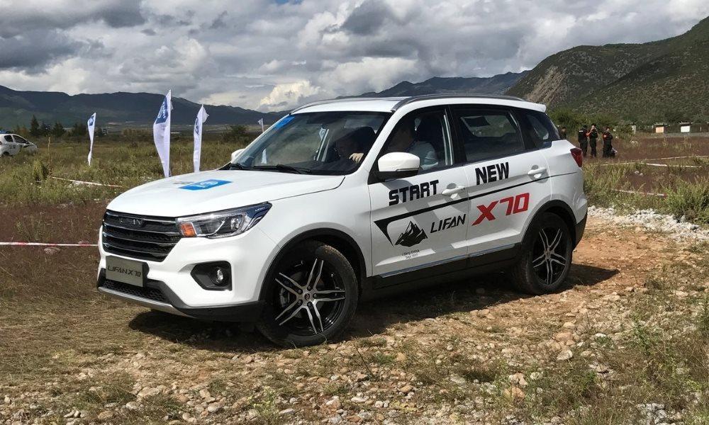 Топ-10 китайских автомобилей в России 2018 года