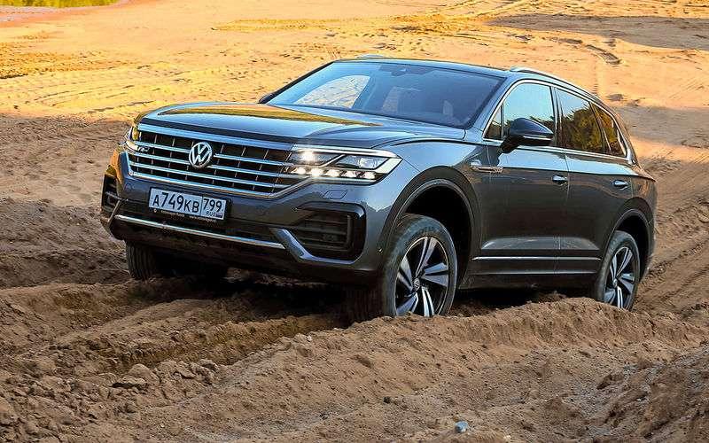 ТОП-6 причины, почему стоит покупать новый Volkswagen Touareg