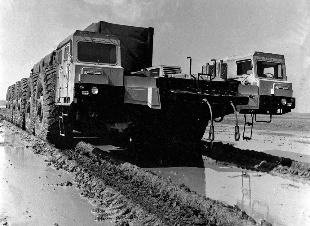 MAZ 7904 - ТОП-7 Мега-машин СССР