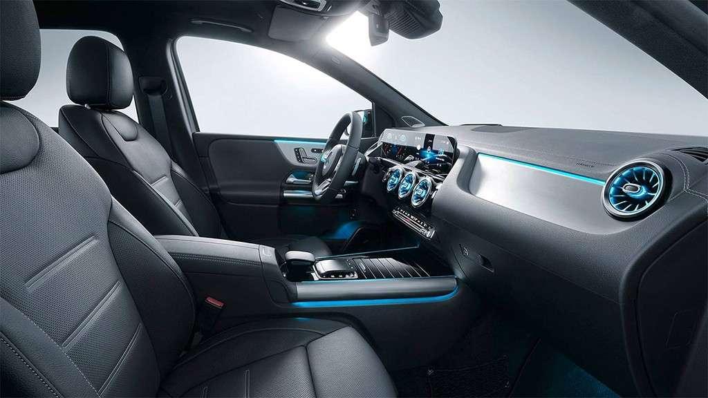 Видео-обзор Mercedes B-Class 2019 года