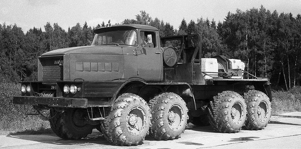 NAMI 0127 1 - ТОП-7 Мега-машин СССР