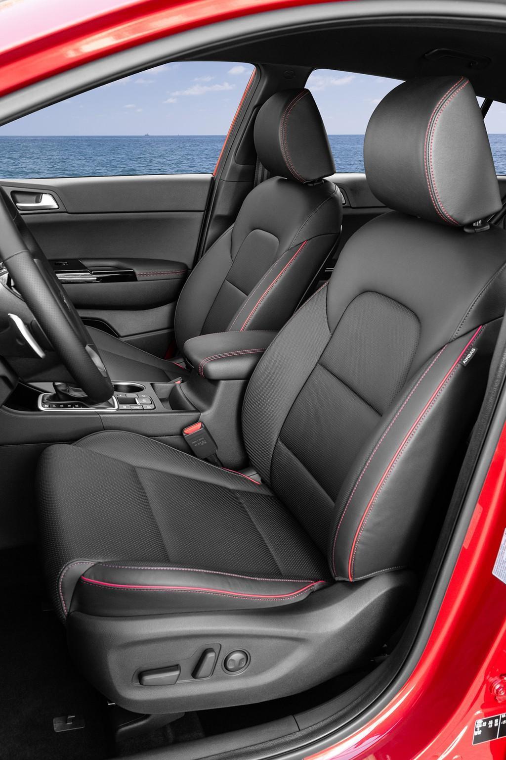 Тест-драйв Kia Sportage 2019 года: цены и комплектации