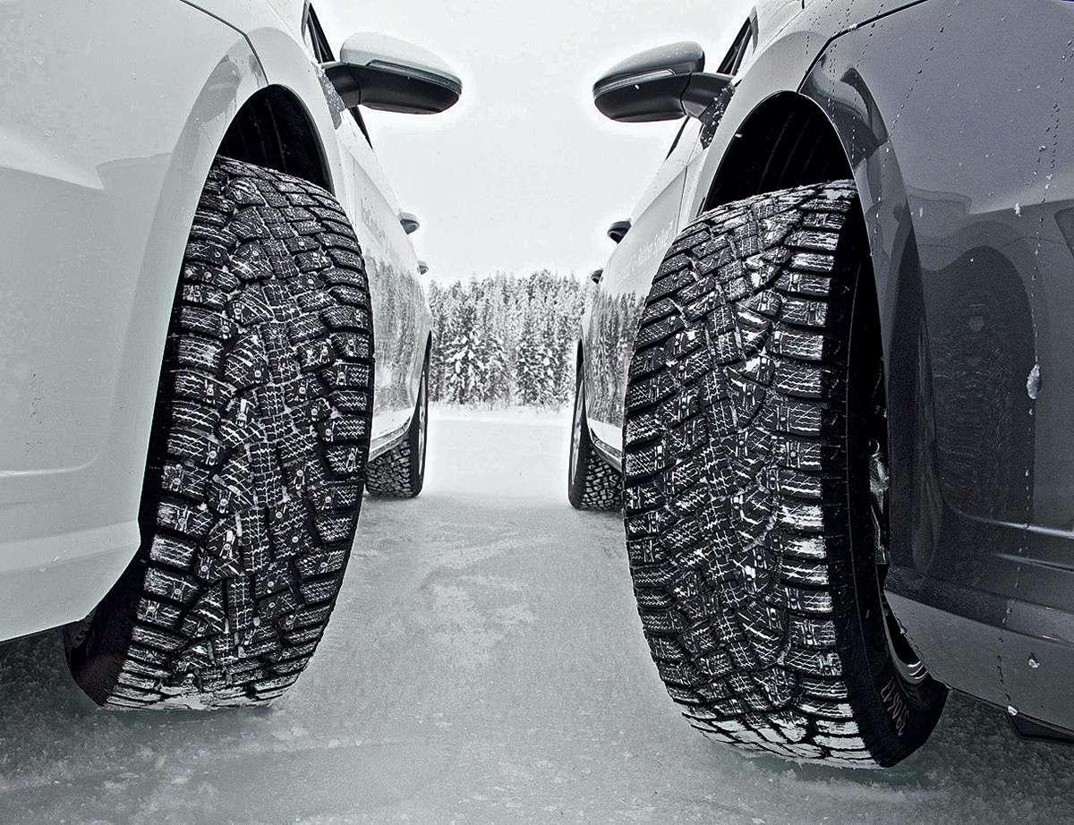 Continental VikingContact 7 и WinterContact TS 860 S: обзор зимних шин