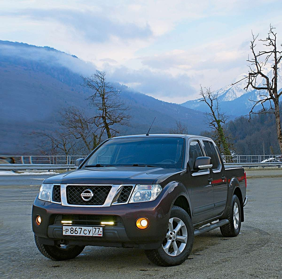 Goodyear UltraGrip +SUV: тест и обзор зимних шин