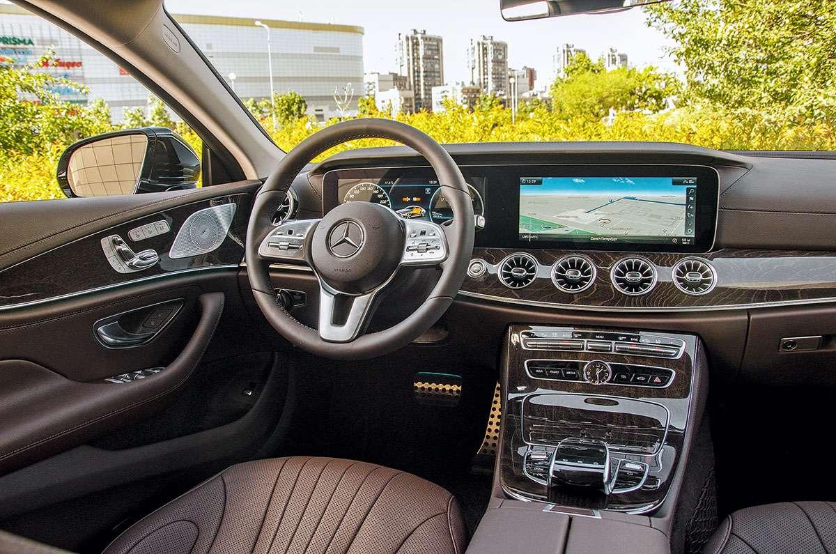 Mercedes-Benz CLS 2018: обзор новинки