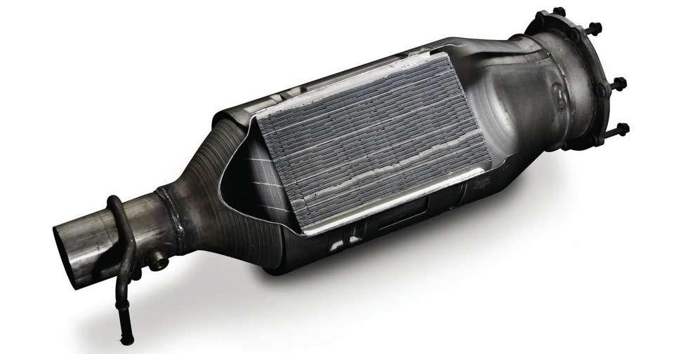 ebb9ce2s 960 - Сажевый фильтр автомобиля: где находится и для чего нужен