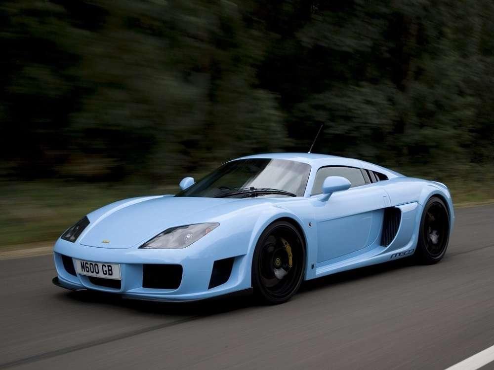 ТОП-10 самых быстрых автомобилей 2018 года