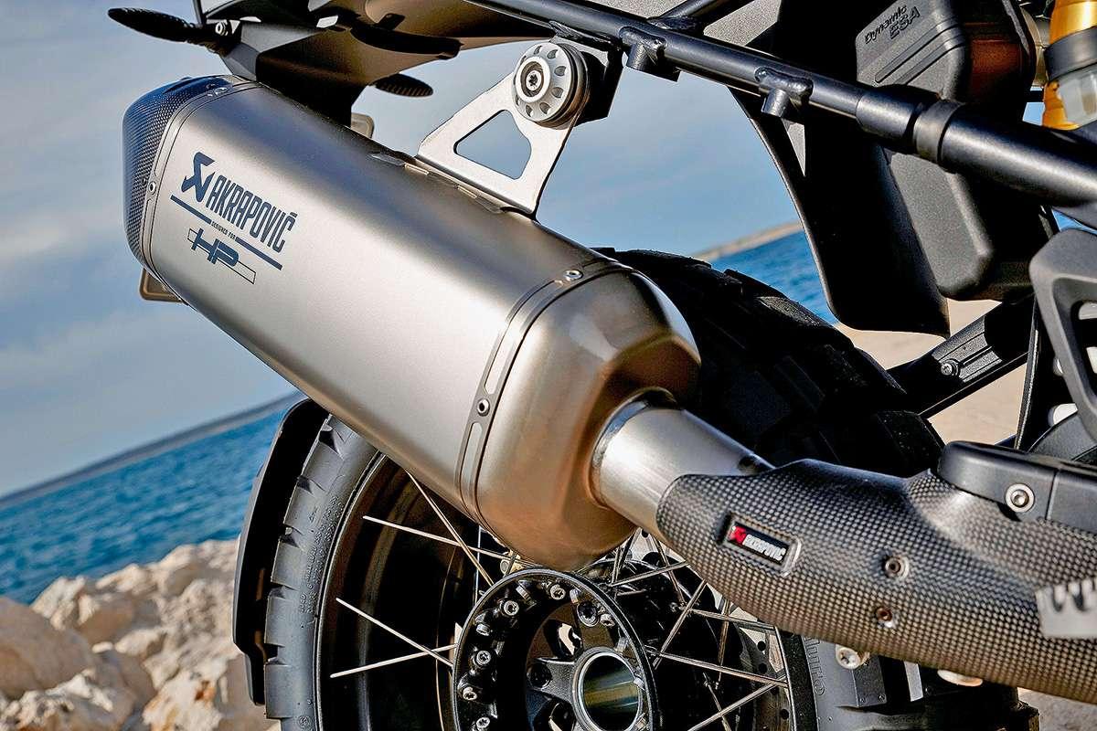 BMW R1200GS: обзор нового мотоцикла от БМВ