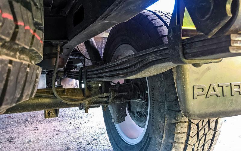 B13vIKnf5Vth3zHlxk9Hmgs800 - Тест-драйв УАЗа Пикап 2019 года: новый мотор
