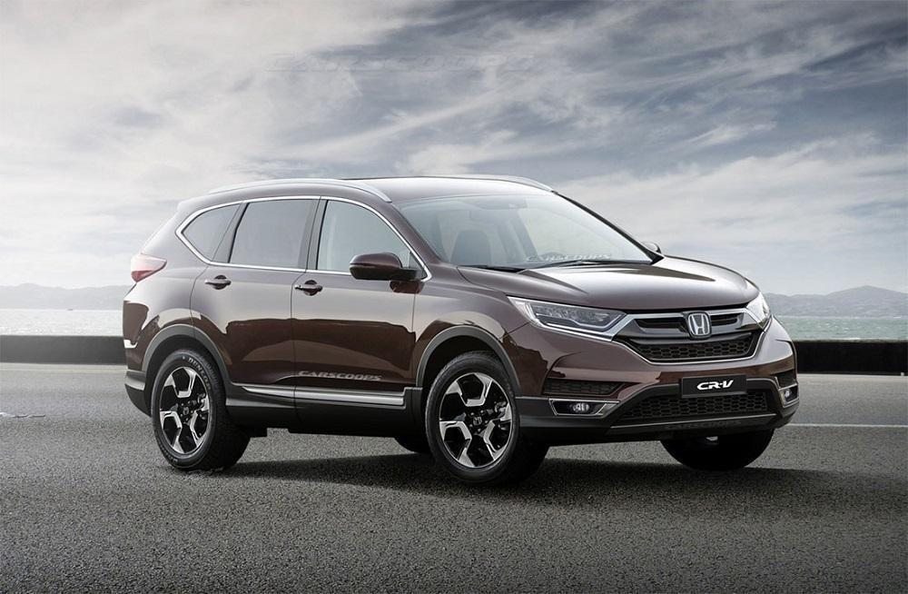 Honda CR V - ТОП-10 самых надежных автомобилей в России 2018 года