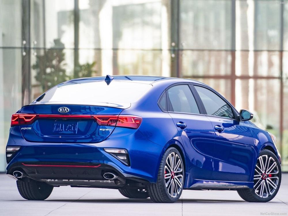 Тест-драйв Kia Forte GT 2020 года