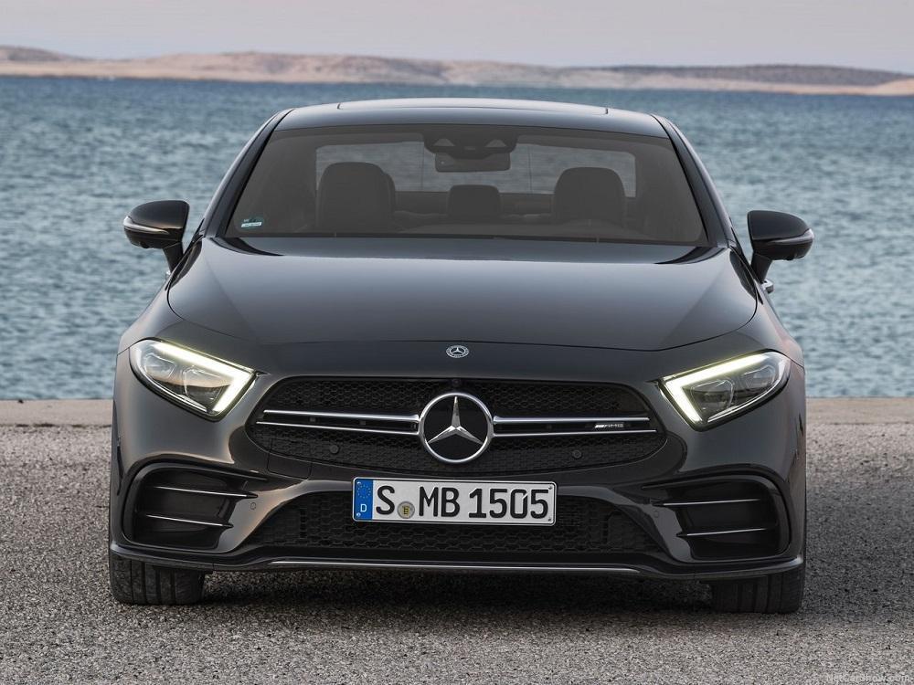 Mercedes Benz CLS53 AMG 2019 1280 2e - Тест-драйв Mercedes-Benz CLS53 AMG 2019 года