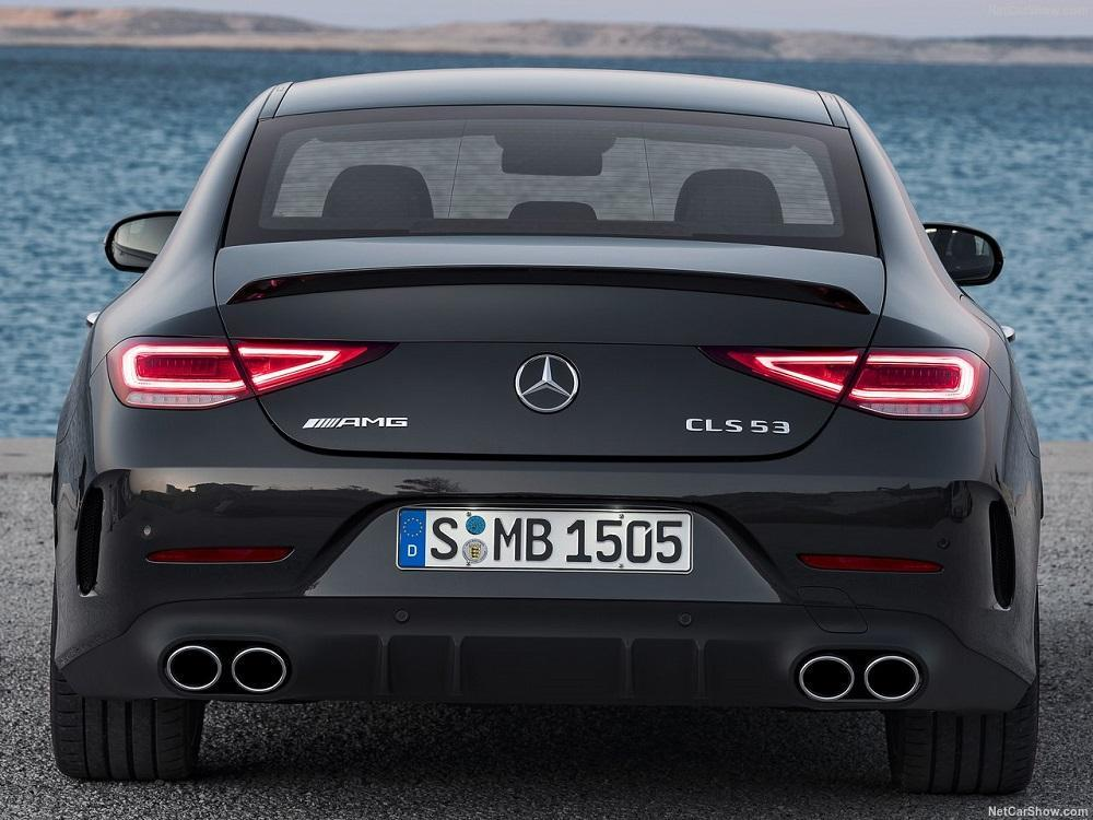 Mercedes Benz CLS53 AMG 2019 1280 32 - Тест-драйв Mercedes-Benz CLS53 AMG 2019 года