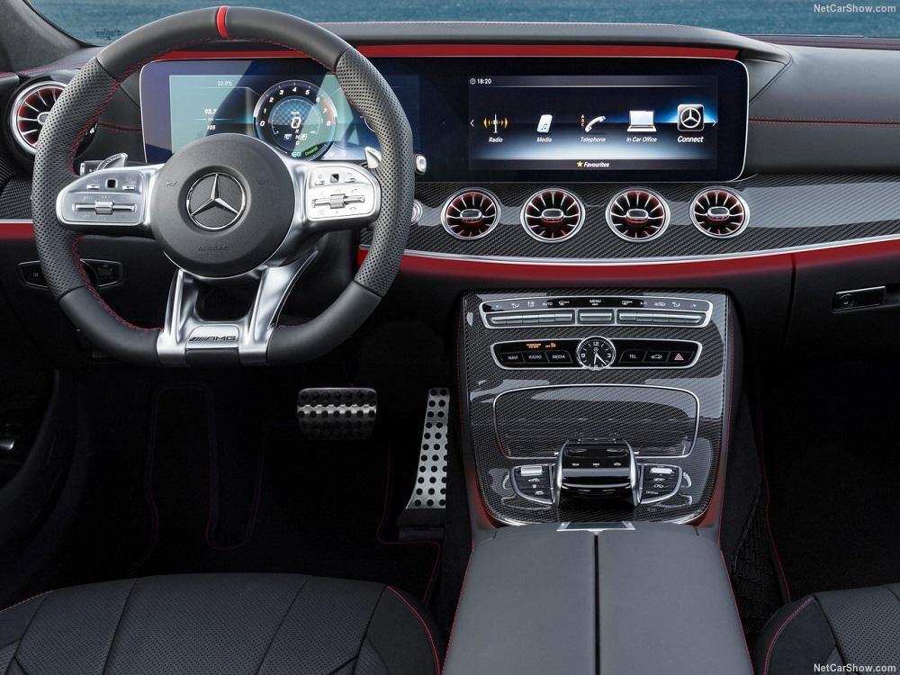 Mercedes Benz CLS53 AMG 2019 1280 34 - Тест-драйв Mercedes-Benz CLS53 AMG 2019 года