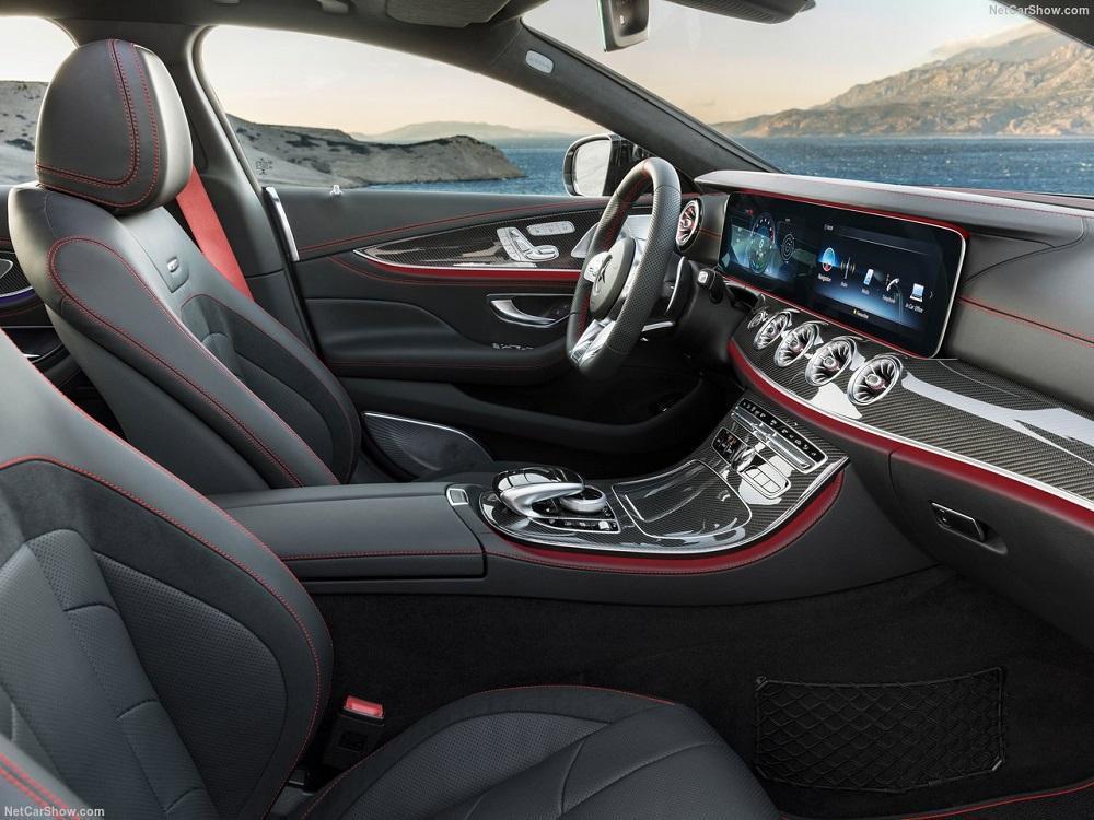 Mercedes Benz CLS53 AMG 2019 1280 3c - Тест-драйв Mercedes-Benz CLS53 AMG 2019 года