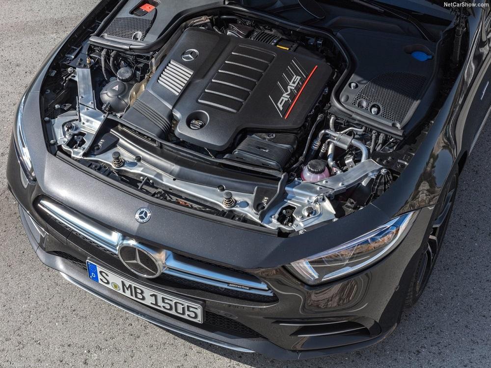 Mercedes Benz CLS53 AMG 2019 1280 5d - Тест-драйв Mercedes-Benz CLS53 AMG 2019 года