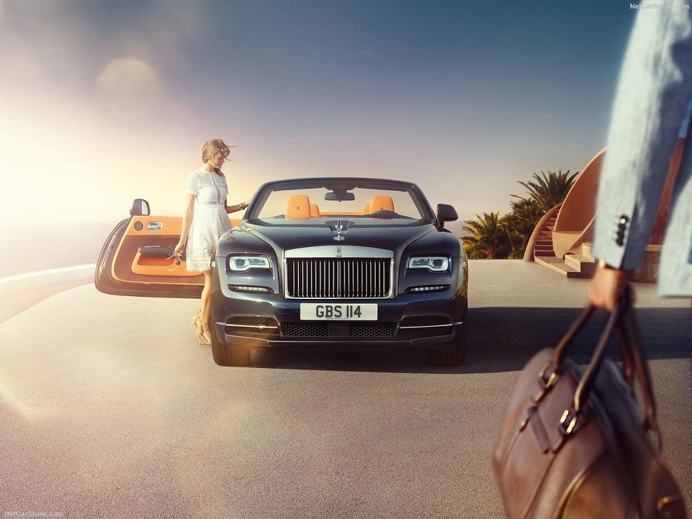 Тест-драйв Rolls-Royce Dawn 2017-2018 года