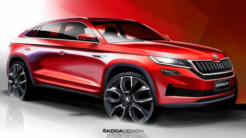 Тест-драйв Skoda Kodiaq GT 2019 года