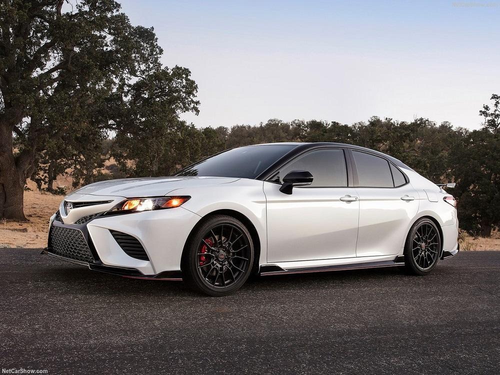 Тест-драйв Toyota Camry TRD 2020 года