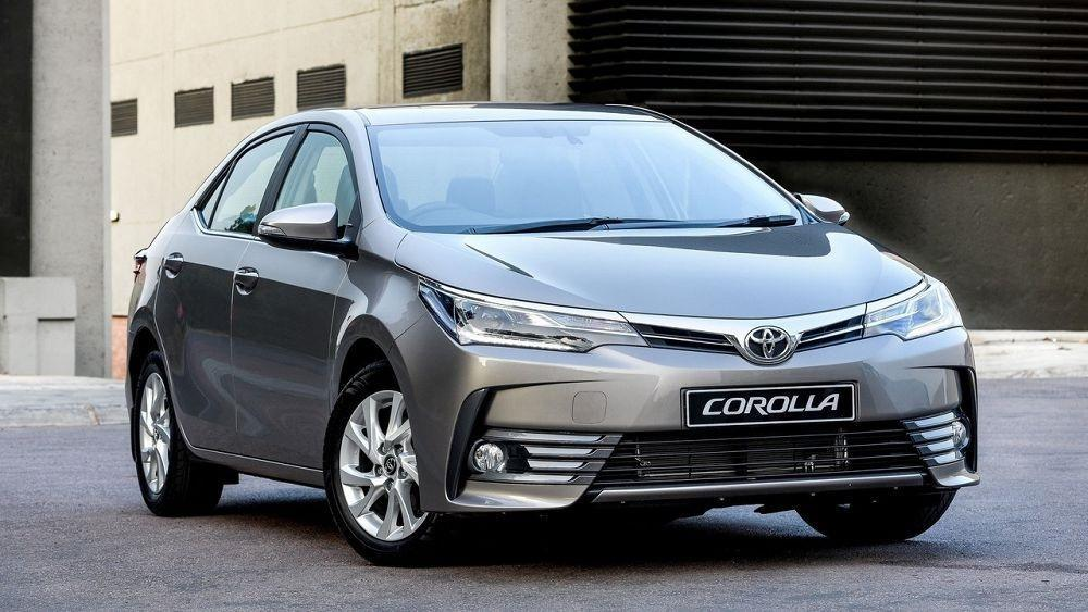 Toyota Corolla - ТОП-7 самых надежных японских седанов