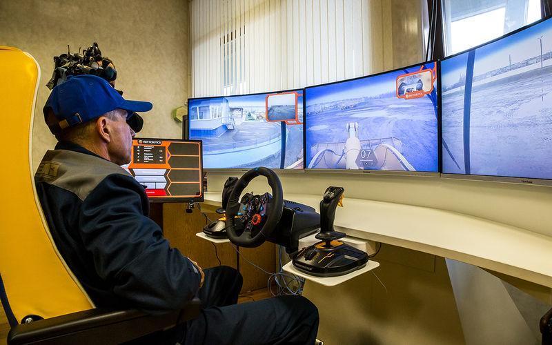 Тест-драйв беспилотного БелАЗа: водители останутся без работы!