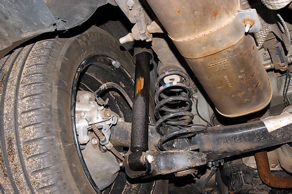Как проверить амортизаторы на автомобиле самостоятельно?