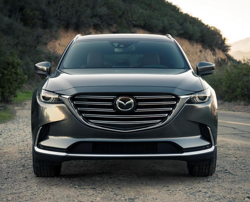 Цена новой Mazda CX-9: сравнение с конкурентами