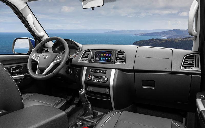 uGGoERFFUBoCt20k 4RTpAs800 - Тест-драйв УАЗа Пикап 2019 года: новый мотор