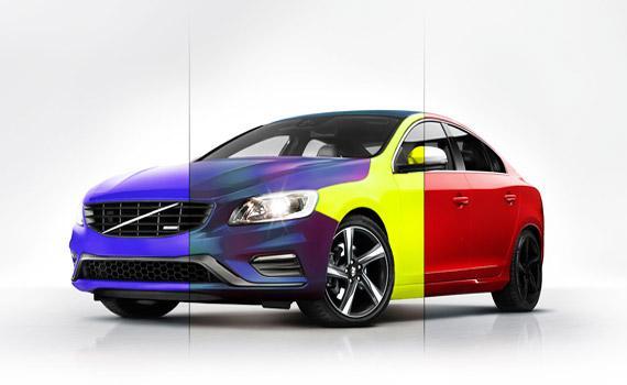 Всё о покраске автомобиля жидкой резиной