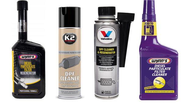 Чем и когда чистить сажевый фильтр в автомобиле?