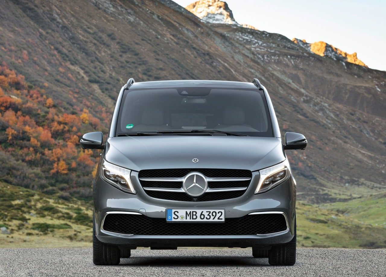 MercedesVito пережил масштабный рестайлинг