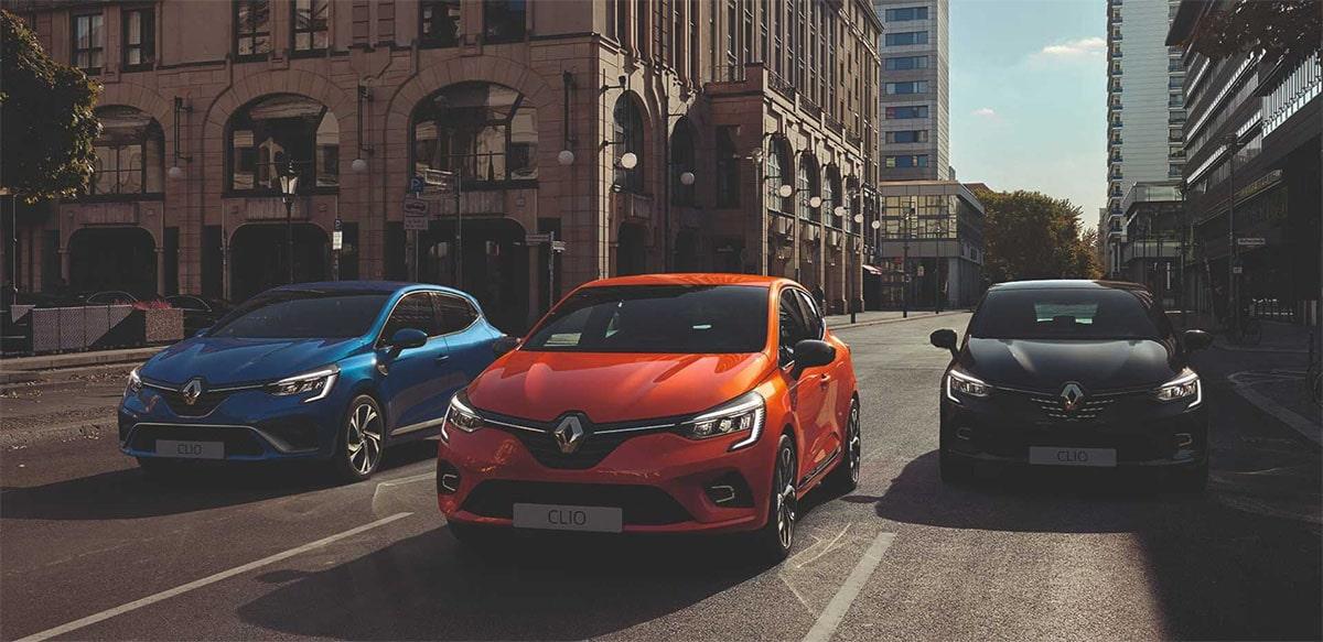 Renault Clio 2019 – 5 поколение французского хэтчбека