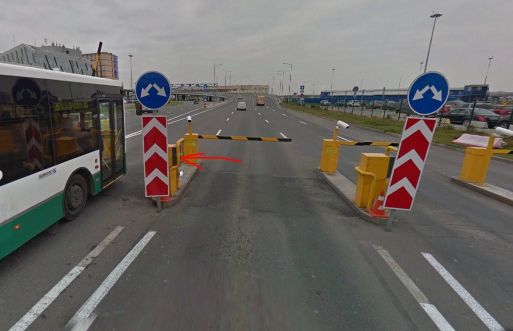 Как в Пулково встретить пассажира на своем автомобиле?