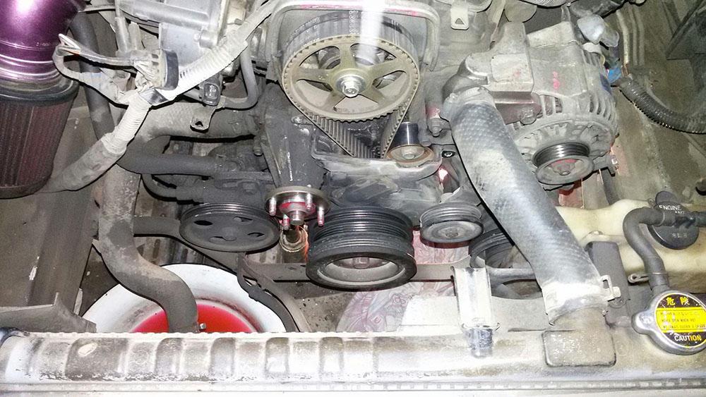 Из-за чего плохо греет печка на Toyota Mark 2 и как это исправить