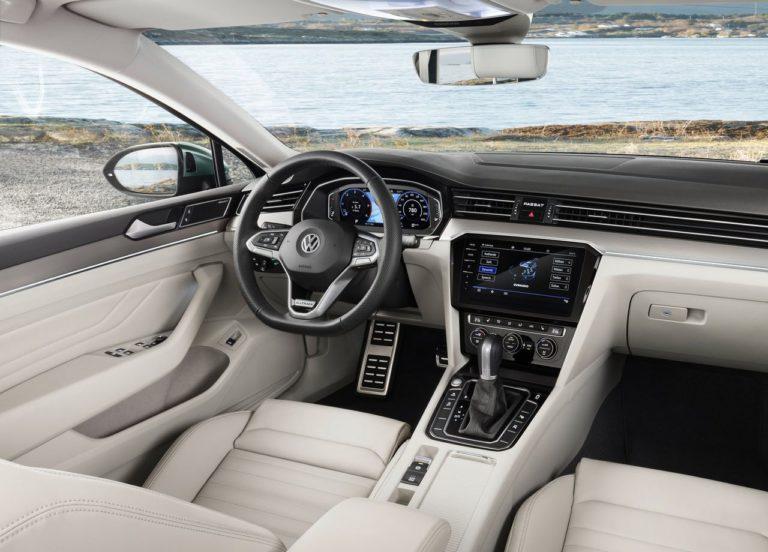 Volkswagen Passat B8 2020 модельного года