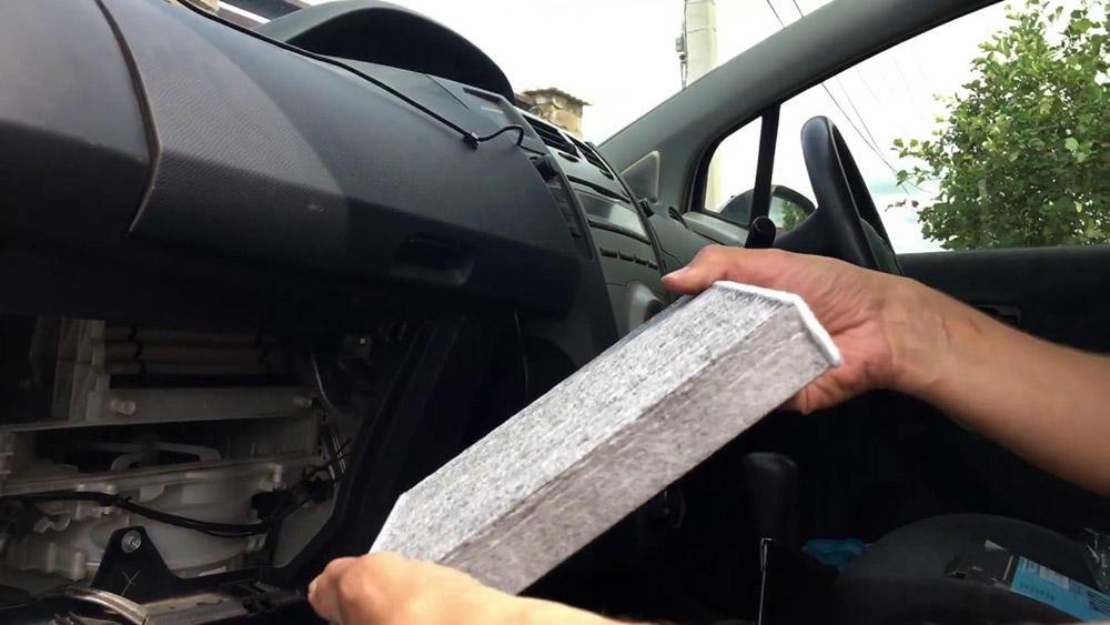 Диагностика и ремонт печки Volkswagen Touran