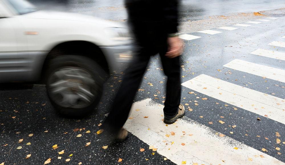 Меры наказания за сбитого пешехода на пешеходном переходе