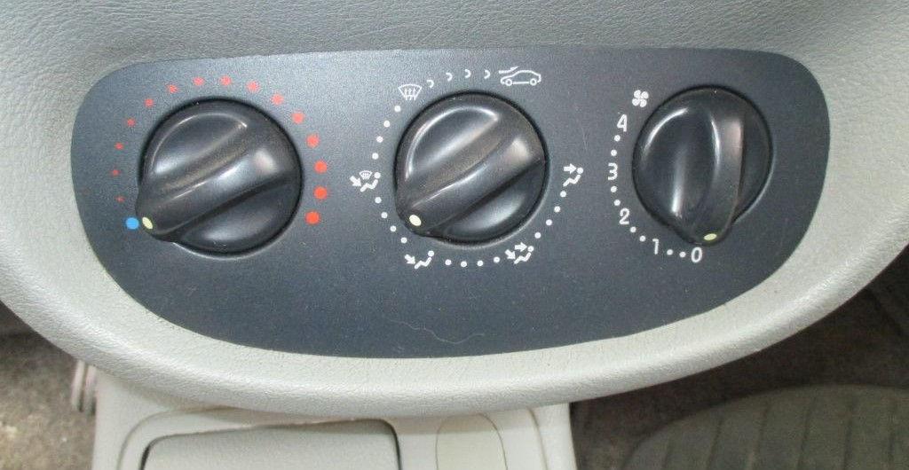 Замена мотора печки Renault Symbol