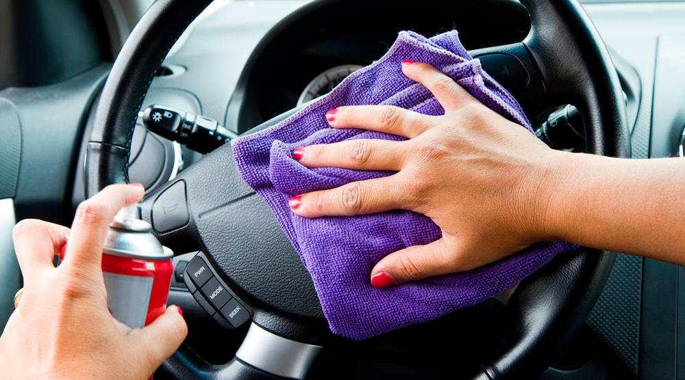 Как содержать руль в чистоте правильно