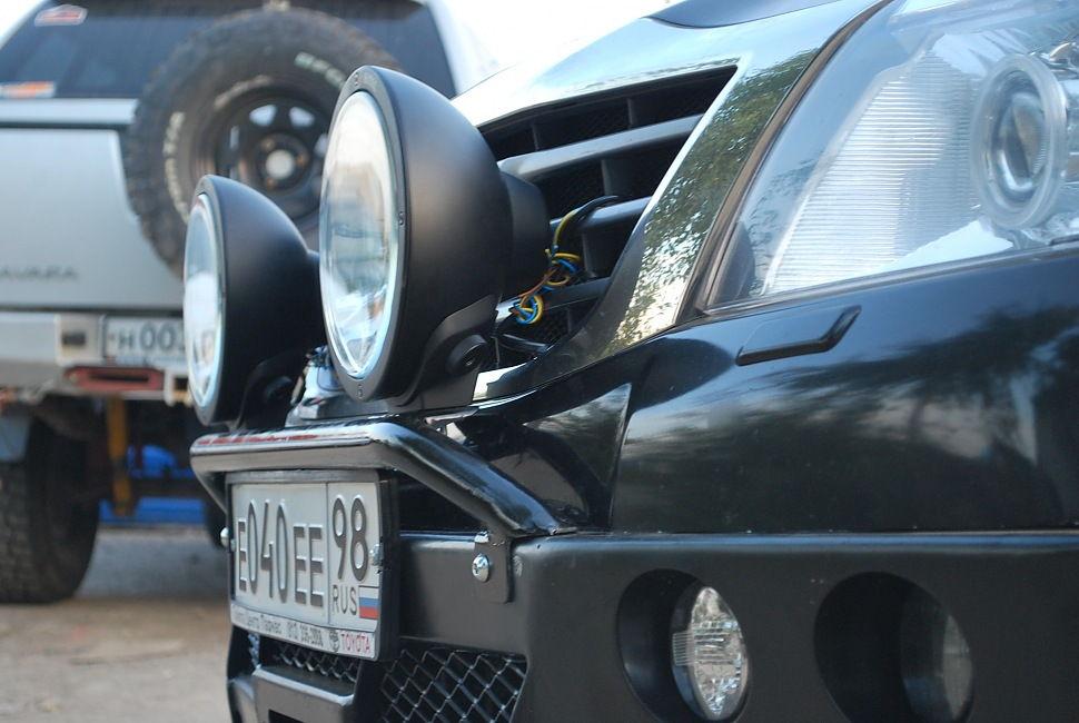ТОП автомобильных противотуманных фар