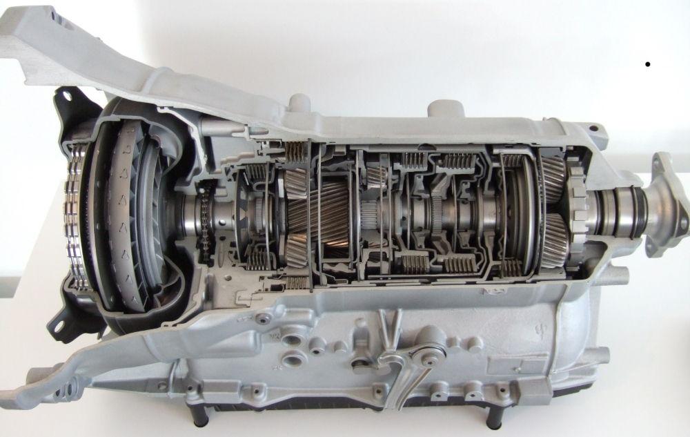 Что такое гидромеханическая коробка передач и как она работает