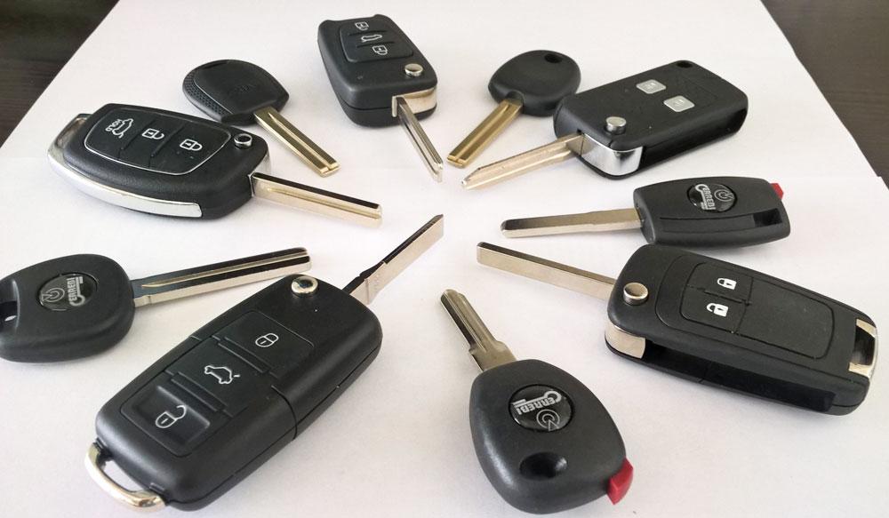 Как поступить при потере ключей от автомобиля